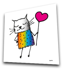 cat-heart-love